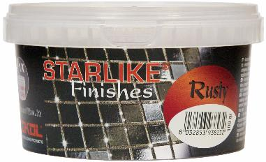 STARLIKE ® FINISHES RUSTY